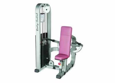 tricep pressdown machine